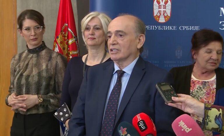Министар Кркобабић угостио задругарке поводом дана жена