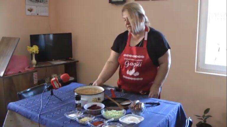 Рецепти из црепуље: Пасуљ пребранац (Видео)