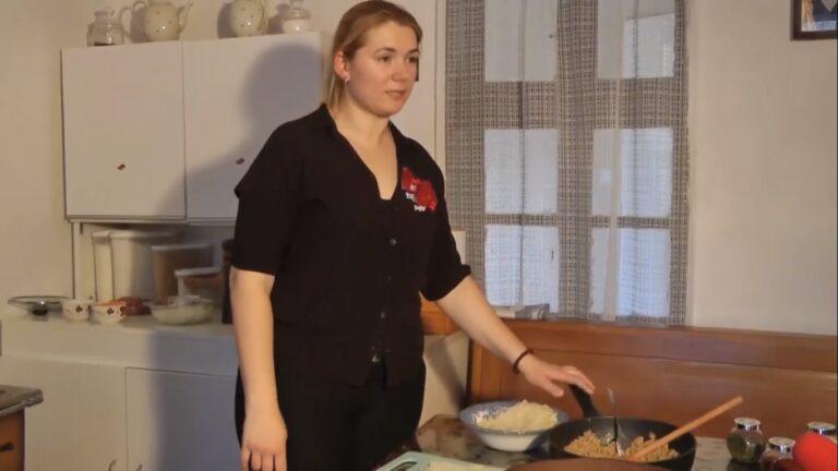 Рецепти из црепуље: Сарма (Видео)